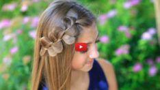 How to Create a Rick Rack Braid - Cute Girls Hairstyles Cgh Hairstyles, Cute Girls Hairstyles, Summer Hairstyles, Hairstyle Braid, Halloween Hairstyles, Braid Hair, Christmas Hairstyles, Messy Plaits, Braid Buns