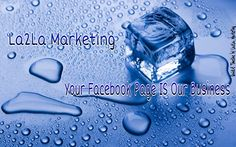 La2La Marketing ice timeline @ www.facebook.com/.... . You can get a customized La2La Marketing Quick-E for your timeline too! Contact us for you facebook set up as well.