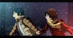 Anime Boku Dake Ga Inai Machi Kayo Hinazuki Satoru Fujinuma Wallpaper