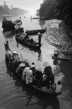 Vietnam in 1980s, part 2, on Magnum Photos; by Philip Jones Griffiths (1936 –2008). #vietnam