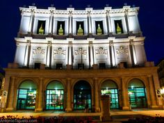 Teatro Real -Royal Opera House-