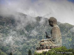 Big Budha, Hong Kong.
