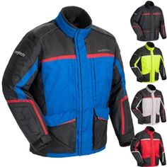 2014 Cortech Cascade 2.0 Women Warm Insulated Snowmobile Parka Jackets