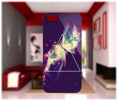 Triangle Hipster Nebula Space iPhone cases 4/4S Case iPhone 5 Case Samsung Galaxy S2/S3/S4 Cases Blackberry Z10 Case from GlobalMarket