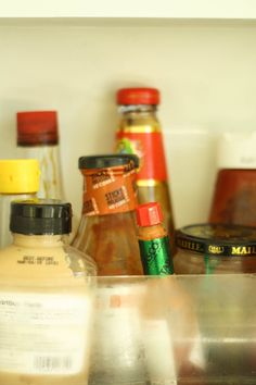 This is how long you can keep open condiments in the fridge