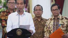 Jokowi: Peredaran vaksin palsu momen perbaiki industri farmasi