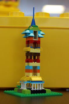 Arrowhead Lego!