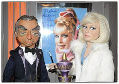 Penny and Parker. Thunderbirds