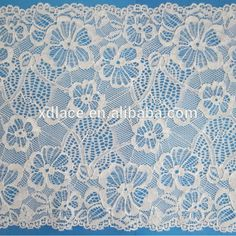 wholesale Lace trimming for dress, good quality, flower design