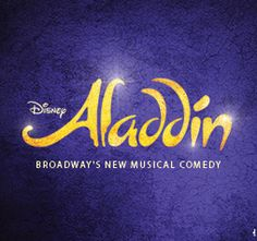 Alladin on broadway in 2014!! Click on link for more info! http://www.aladdinbroadway.com/