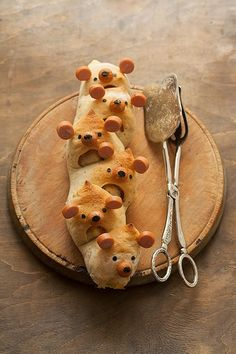 Edible Bears: Bacon epi bears recipe