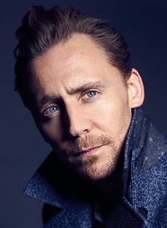 """lolawashere: """"Tom Hiddleston and his ridiculously gorgeous face, my edit. """""""