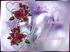 geburtstagsbilder blumen  #Geburtstagbilder #geburtstagsbilderblumen #geburtstagsbilderblumenpics Hacks Videos, Birthday Pictures, Beautiful Roses, Most Beautiful Pictures, Floral Wreath, Happy Birthday, Presents, Inspirational Quotes, Flowers