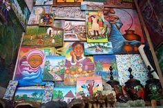 Haiti's Iron Market, The Caribbean's Ultimate Shopping Adventure #travel #shopping #Haiti #Caribbean