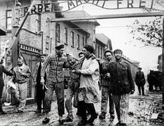 dia de la liberacion del campo de concentracion de Auschwitz 27/1/1945