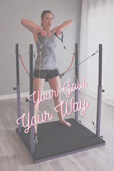 We realize how much precious time it takes to get to and from the gym and how uncomfortable it is to be there when you don't feel confident you know what you're doing. The Evolution was designed for busy women who are ready to make a change but don't want to commit to a gym. #homegym #EvolutionVN