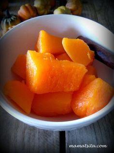 κολοκύθα Cantaloupe, Cake Recipes, Strawberry, Pumpkin, Sweets, Orange, Fruit, Food, Cakes