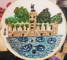 Hand Embroidery Projects, Needlepoint
