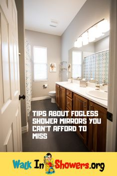 Tips About Fogless Shower Mirrors You Can't Afford To Miss