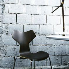 Grand Prix Chair by Arne Jacobsen. #danish #design