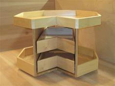 20 Best Corner Cabinet Solutions Images Kitchen Storage