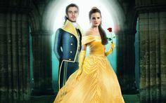 Beauty and the Beast, 4K, Dan Stevens, Emma Watson