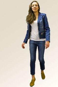 Mode et pret-à-porter, Diamant le jeans reste une valeur sure de la mode.