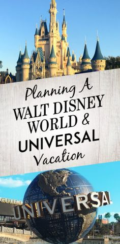 Having a hard time deciding between taking a vacation to Walt Disney World or Universal Orlando? Why not visit both? If you want to spend a few days at Walt Disney World and a few days at Universal, you can easily split your vacation between the two. If possible, I suggest devoting a day …
