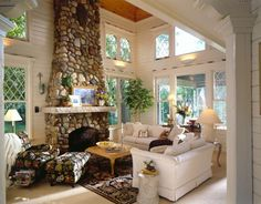 New Construction - traditional - family room - minneapolis - The Landschute Group