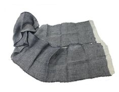 The 100% Irish linen offers a lightweight feel keeping you cool in the summer and warm in the winter! With all natural fibers, the shawl has an extremely soft and breathable texture. The linen shawl comes in a lovely gift box with a product explanation making it a wonderful and simple Irish gift! The Irish linen shawl is made in Co. Donegal, Ireland
