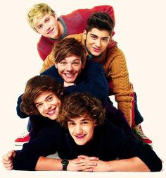 going on a hottie spree. today's hotties of the day -- ONE DIRECTION!!
