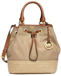 MICHAEL Michael Kors Marina Espadrille Large Shoulder Tote - Designer  Handbags - Handbags  amp  Accessories 1aa9f17ee7