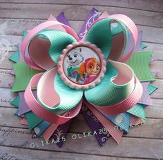 Paw Patrol birthday gift for girl Paw Patrol hair bow Paw Patrol hair clip Birthday party favor Gift for girlfriend Paw patrol birthday girl This Listing is for One Hair Bow Paw Patrol Style! This bow will bring a great mood for its owner and other people. The Bow: -5-5,5 Inches (approx.) -