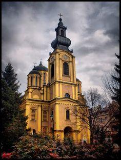 Saborna Crkva Sarajevo Orthodox Cathedral, Sarajevo, Bosnia and Herzegovina