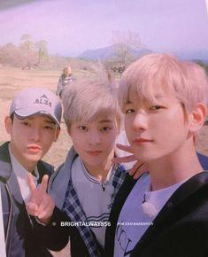 ❤ - Travel the World on EXO-CBX Ladder Selfie Book - Exo Chen, Exo Kokobop, Chanyeol Baekhyun, Park Chanyeol, Exo Ot12, Chanbaek, K Pop, Rapper, Kim Jongdae