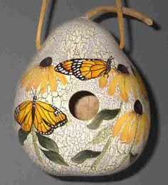 monarch gourd