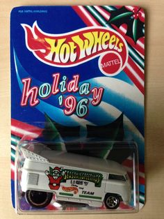 Hot Wheels VW Drag Buses, RARE & HIGHLY COLLECTIBLE set of 11 with Employee Copy