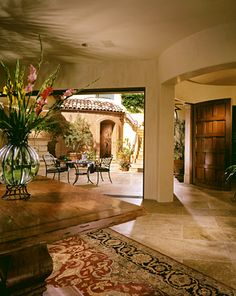 Italian Hillside Villa on Laguna Beach's Coastal bluff   Brion Jeannette Architecture   Newport Beach California   Energy Conscious Design
