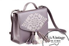 Iutta lansează la V for Vintage FIESTA prima geantă din colecția de inspirație spaniolă - Toreo/ V for Vintage/ vforvintage.ro