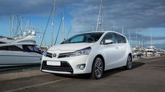 New Release Toyota Verso 2015 Review Front Side View Model