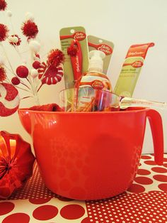 Homespun With Love: Betty Crocker Dollar Store Gift