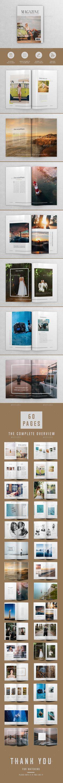 Magazine - Magazines Print Templates Download here: https://graphicriver.net/item/magazine/20017004?ref=classicdesignp