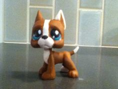 lps customs | LPS custom- great dane by wolfpup76
