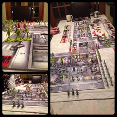 Zombicide homemade mission