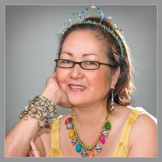Janice Mae - Plenty of tutorials from an expert on paper beads and more.