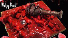 Miniature Lucille Walking Dead - Eye Glenn No polymer clay