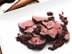 Sous Vide Leg of Lamb With Black Olives Recipe | Serious Eats