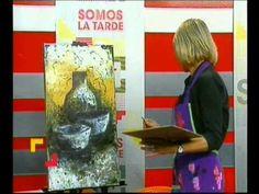 ANDREA PALLERO - APRENDER PINTURA CON ESPÁTULA
