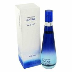 Davidoff Cool Water Wave dames parfum
