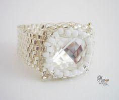 'Mano' diseñador de joyas de perlas de joyería artesanal: Anillos Tirza